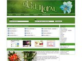 Guide floral